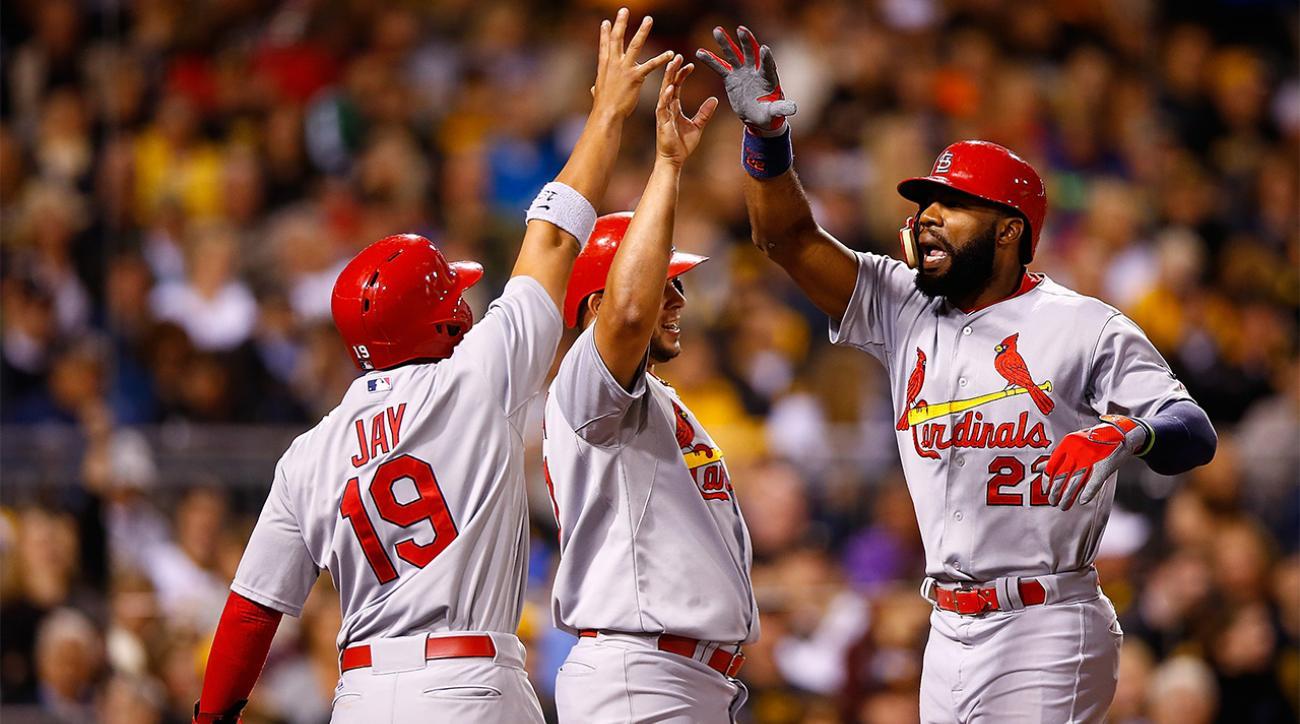 St. Louis Cardinals clinch National League Central title IMAGE