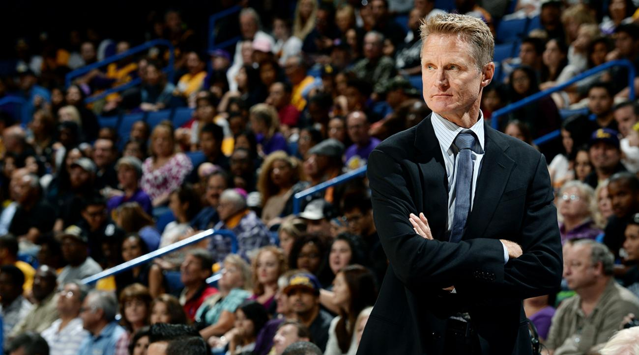 Warriors coach Steve Kerr to take leave of absence IMAGE