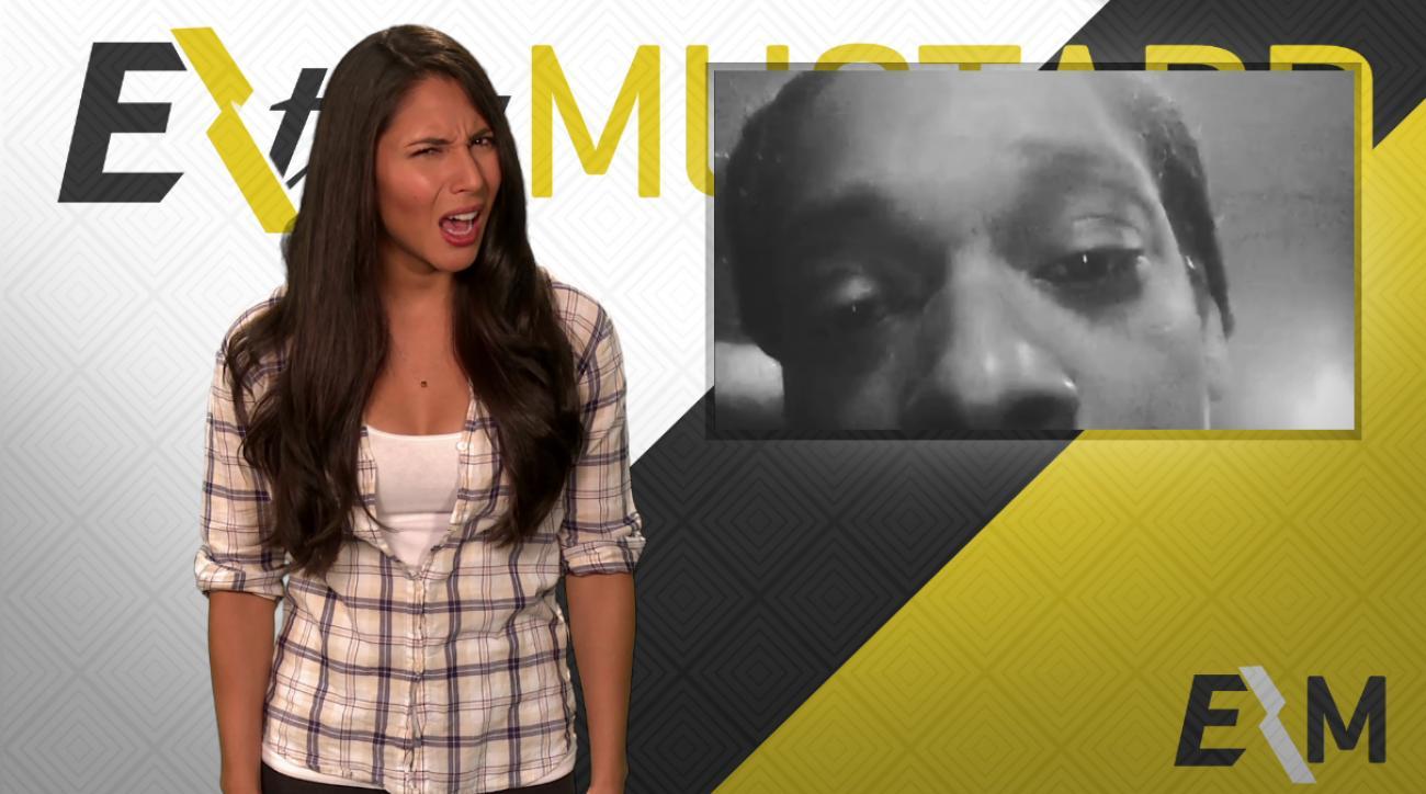 Mustard Minute: Snoop Dogg doesn't like Josh Scobee IMG