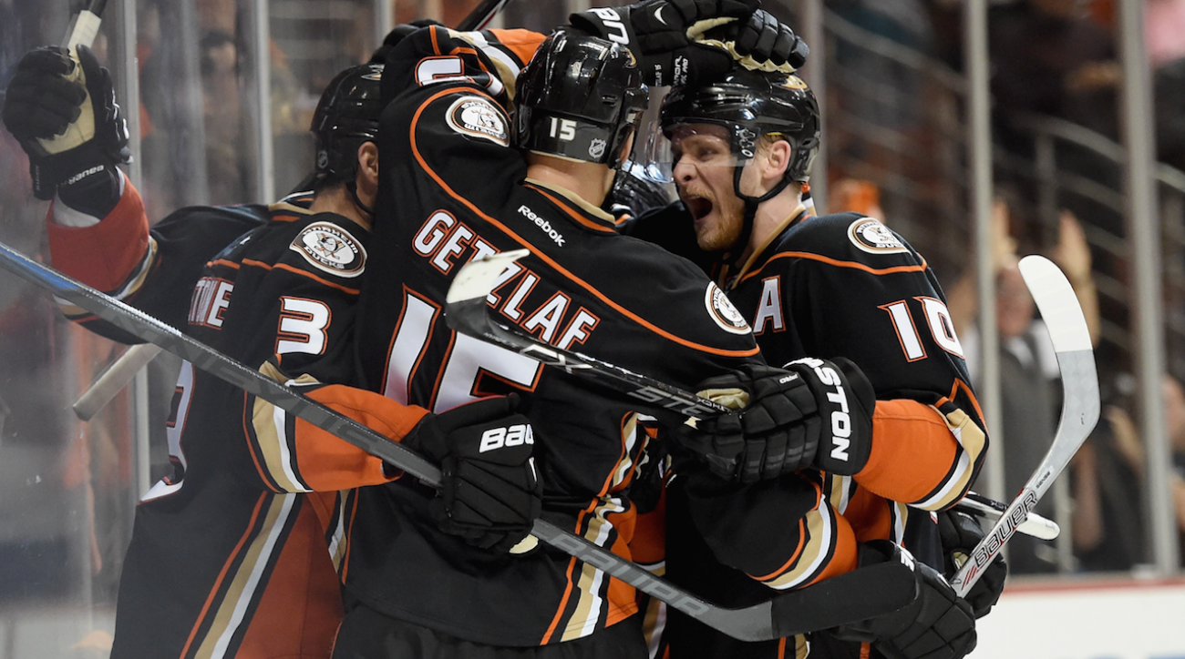 Anaheim Ducks, hockey, nhl, nhl preview, pacific division, sports illustrated