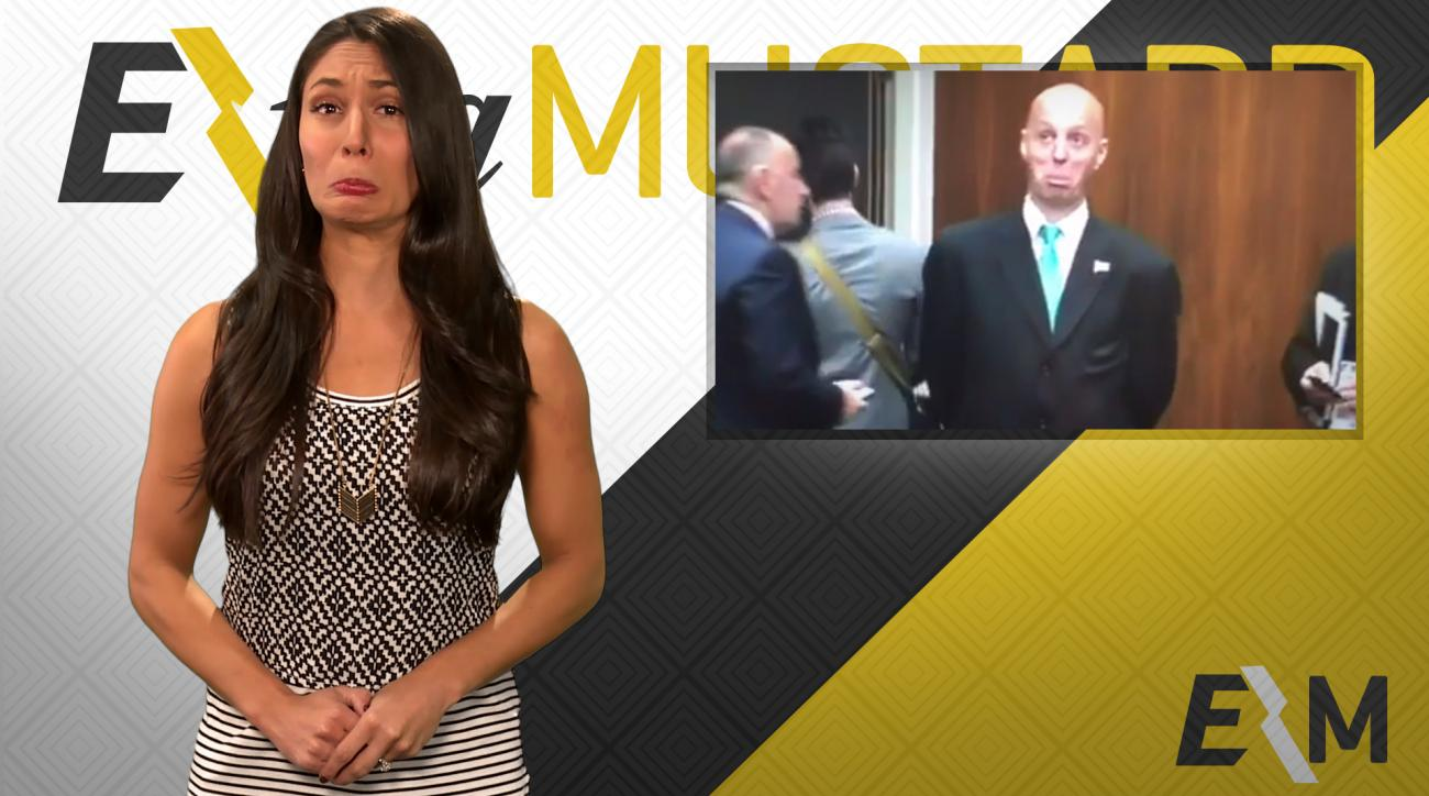 Mustard Minute: The face you make when Ndamukong Suh walks by IMG