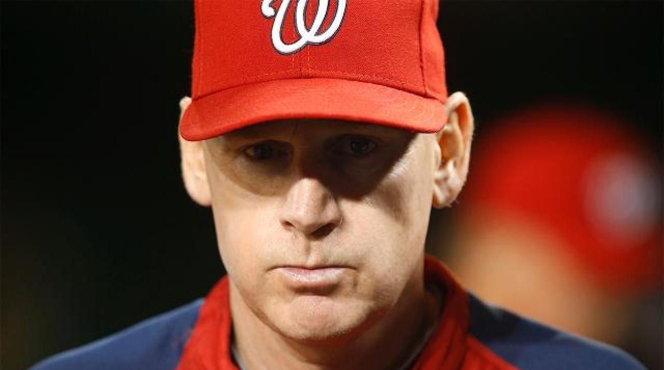Nationals fire manager Matt Williams after two seasons