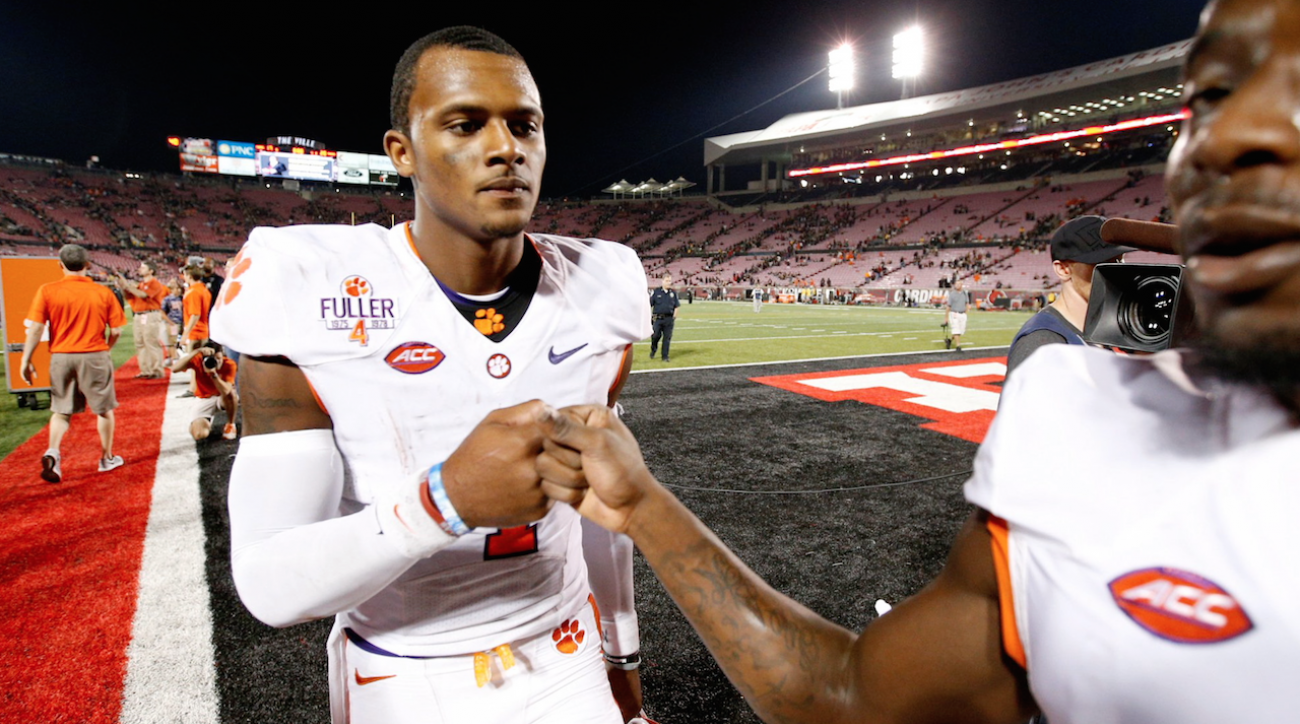 clemson tigers, College football, power rankings, sports illustrated, college football rankings