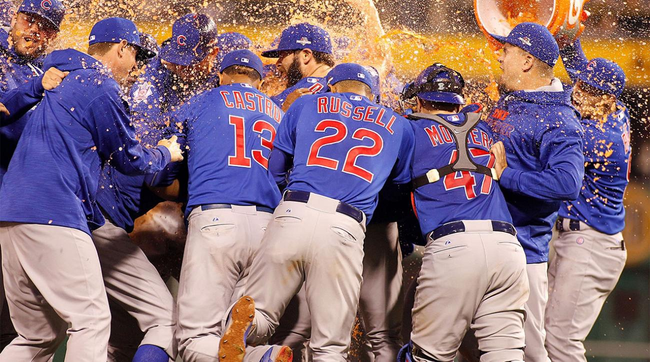 Chicago Cubs defeat Pittsburgh Pirates, advance to NLDS