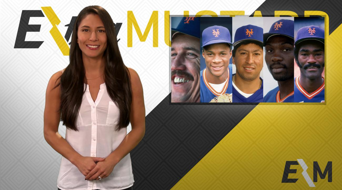 Mustard Minute: Throwing it back to an awkward 1984 Mets commercial IMG