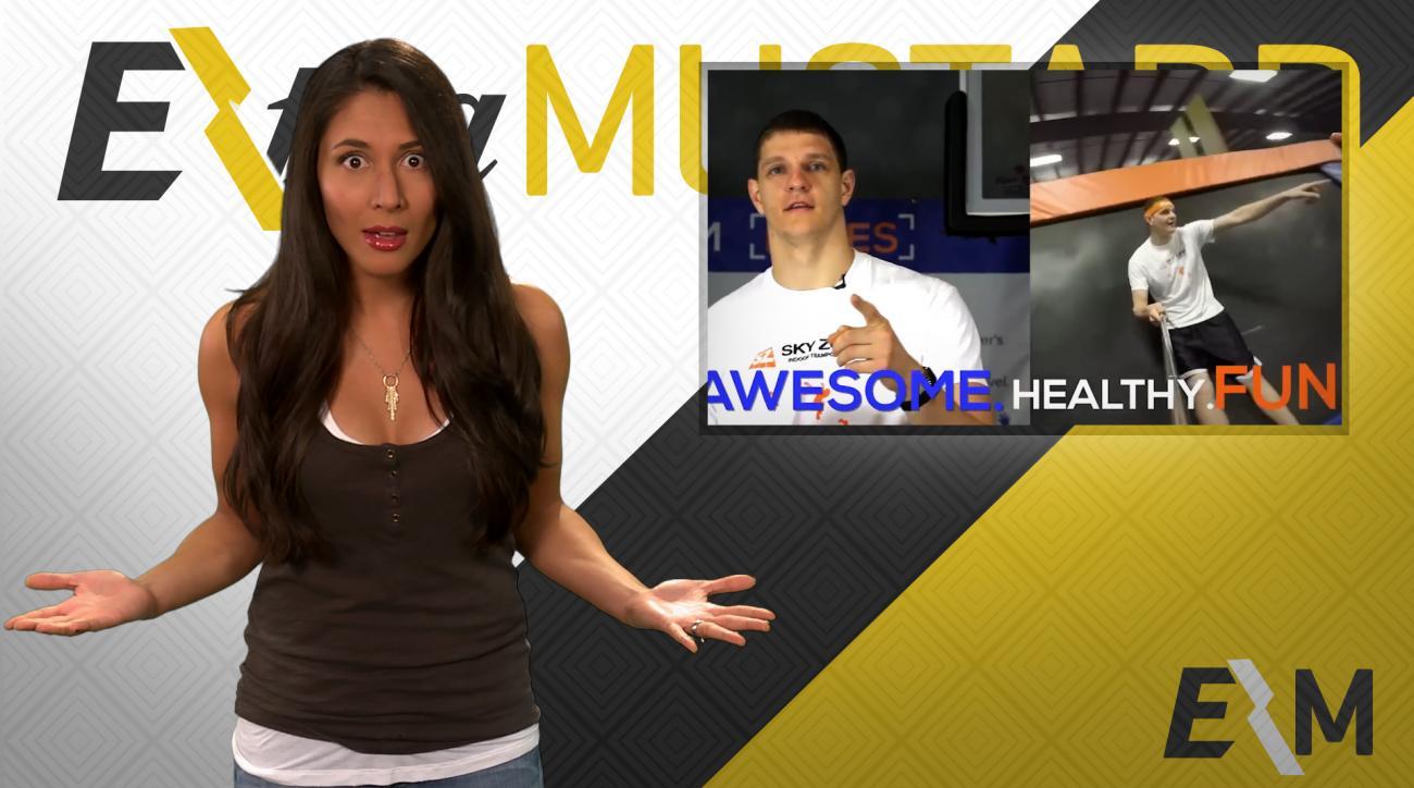 Mustard Minute: Timofey Mozgov's amazing new commercial IMG