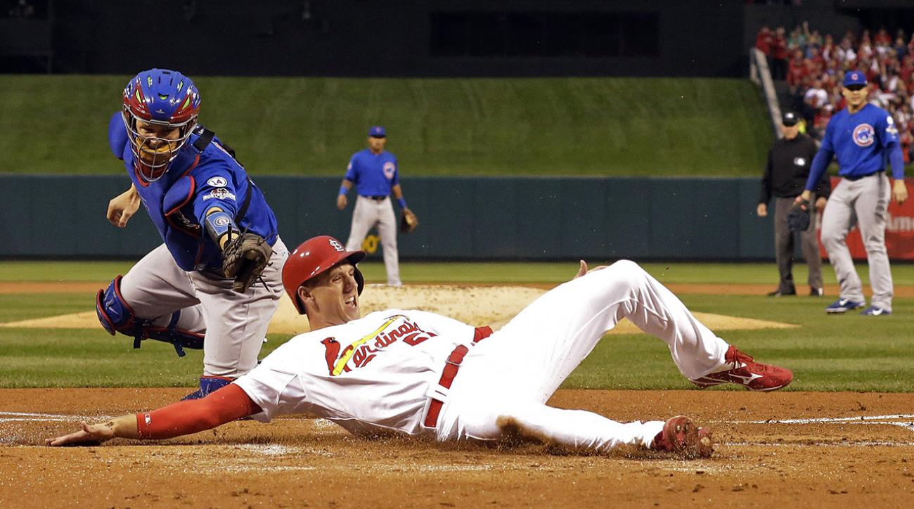 John Lackey, Cardinals shut out Cubs 4-0 take NLDS Game 1 IMAGE