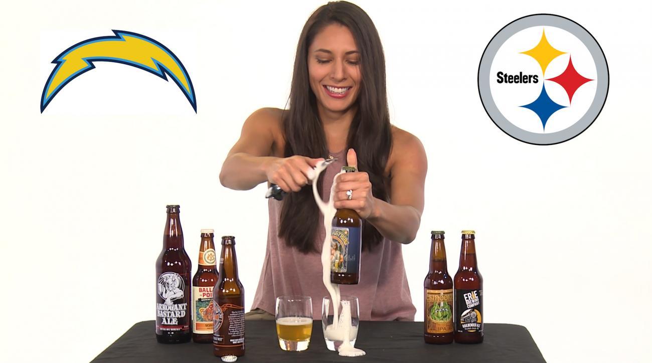 Mustard Minute: Week 5 Monday Night Football Beer Pick 'Em IMG