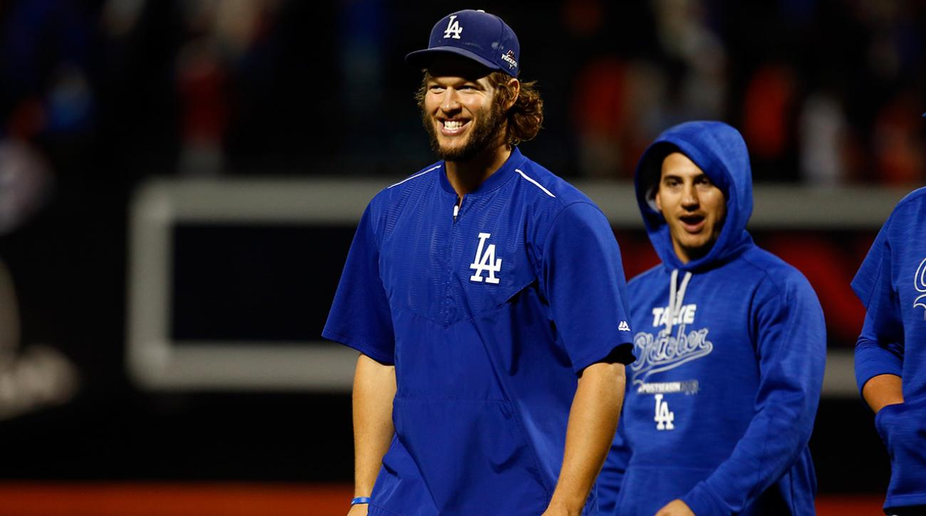 Kershaw, Dodgers top Mets 3-1, force NLDS to decisive Game 5 IMAGE