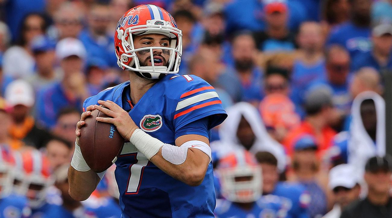 #DearAndy, Florida Gators, ncaaf, si video, Will Grier, sports illustrated, college football, will grier suspension, will grier steroids