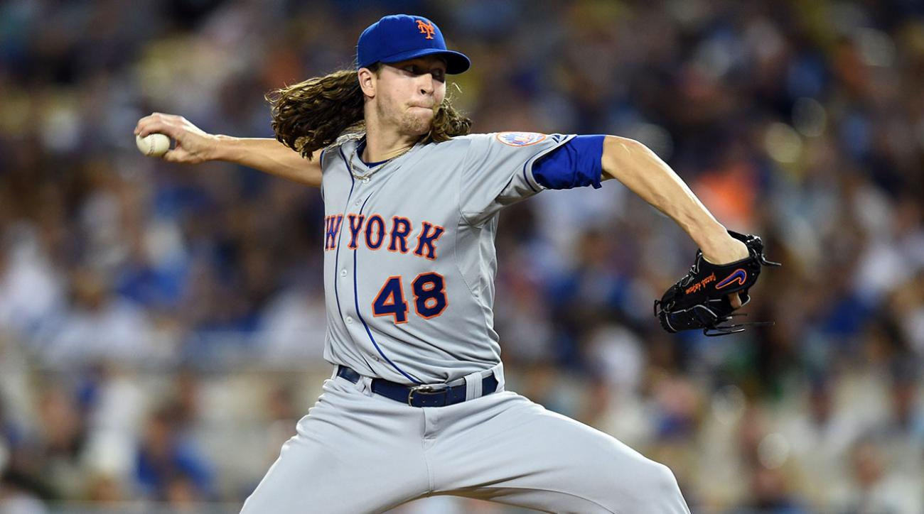 Boomer: I'm confident deGrom gets it done in Game 5