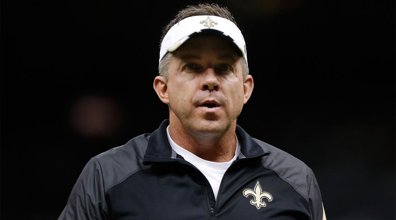 Saints' Sean Payton reportedly open to other coaching opportunities IMAGE