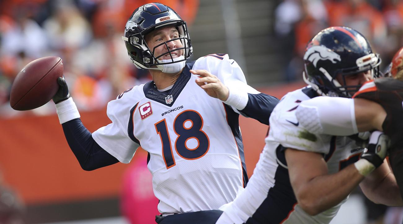 Broncos and Bengals remain perfect for another week