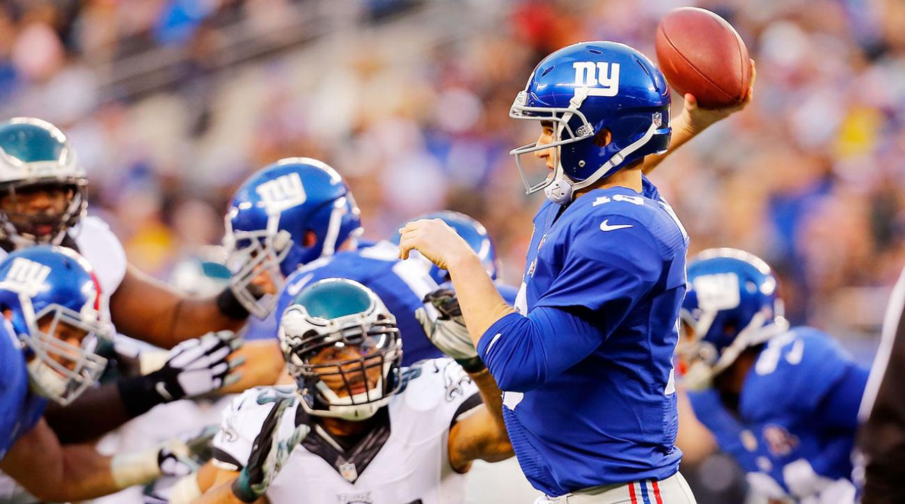 Monday Night preview: Giants vs. Eagles