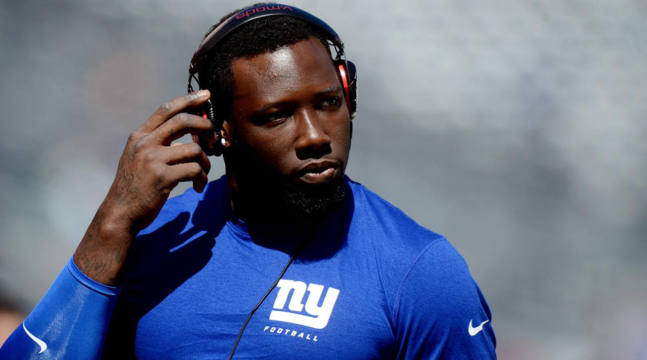 Jason Pierre-Paul to report back to Giants Tuesday