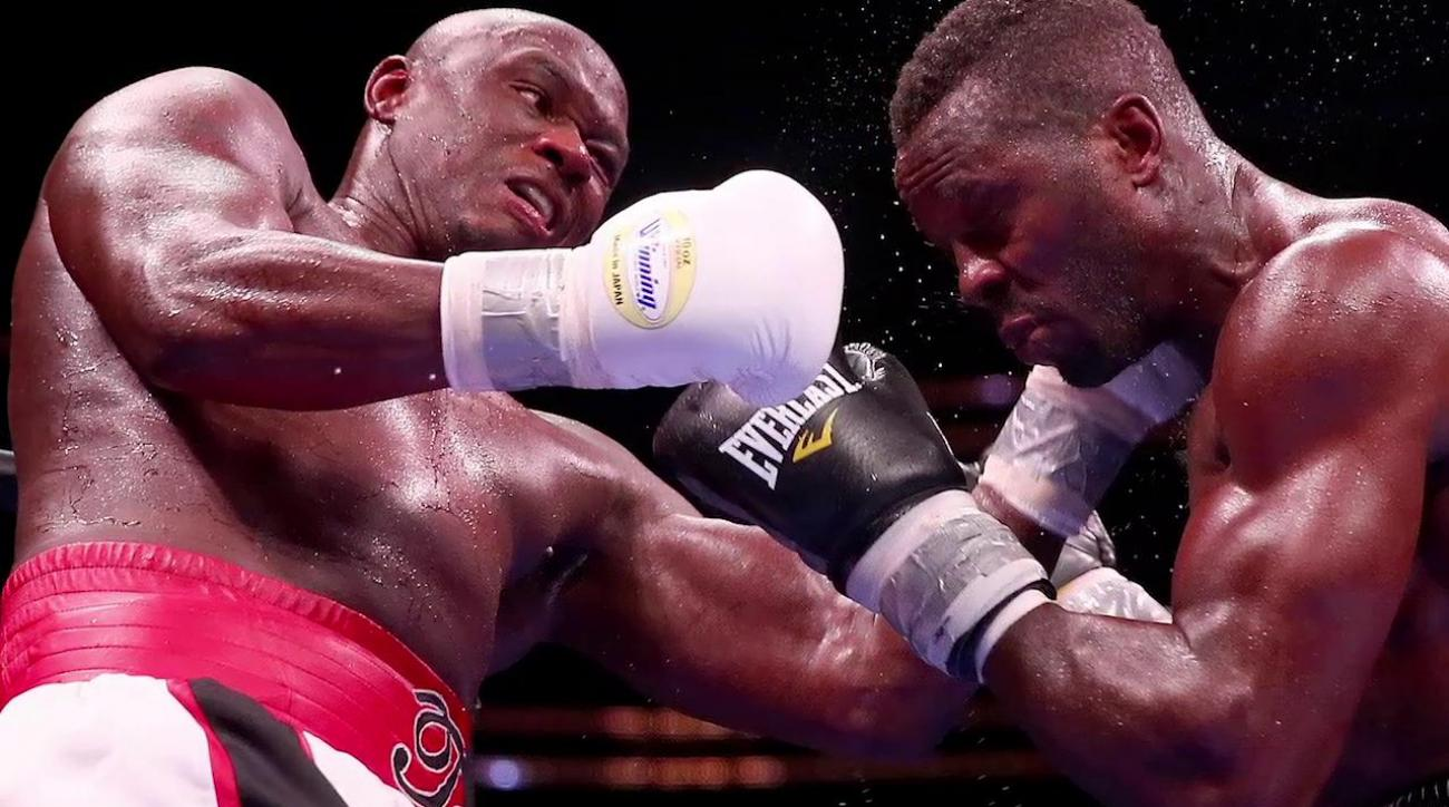 Antonio Tarver failed drug test before Cunningham bout