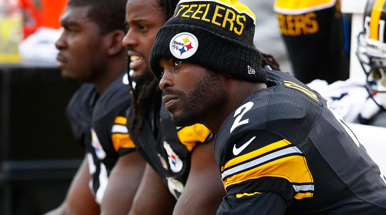 Steelers QB Mike Vick (hamstring tear) could miss Week 7 IMAGE