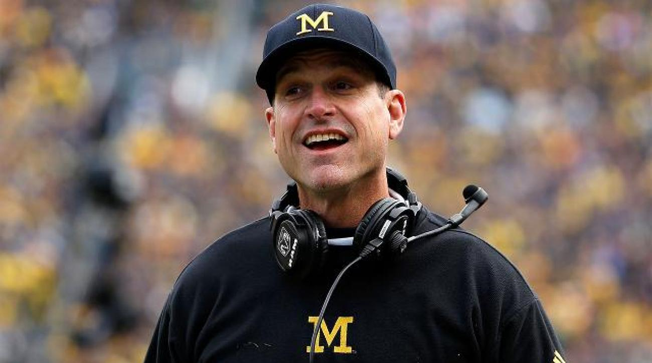 President Obama talked to Jim Harbaugh about Michigan loss