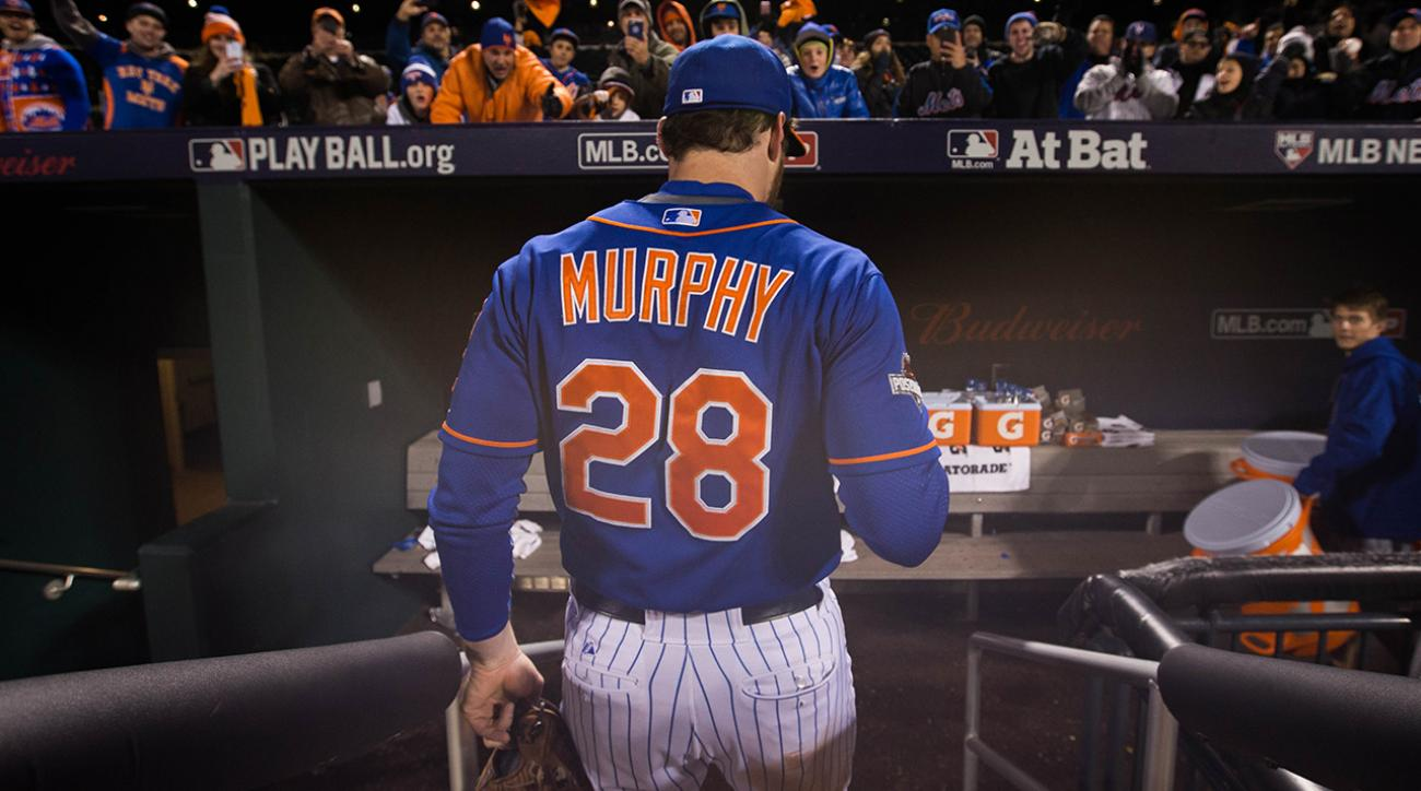 Mets still do not plan to bring Daniel Murphy back next season