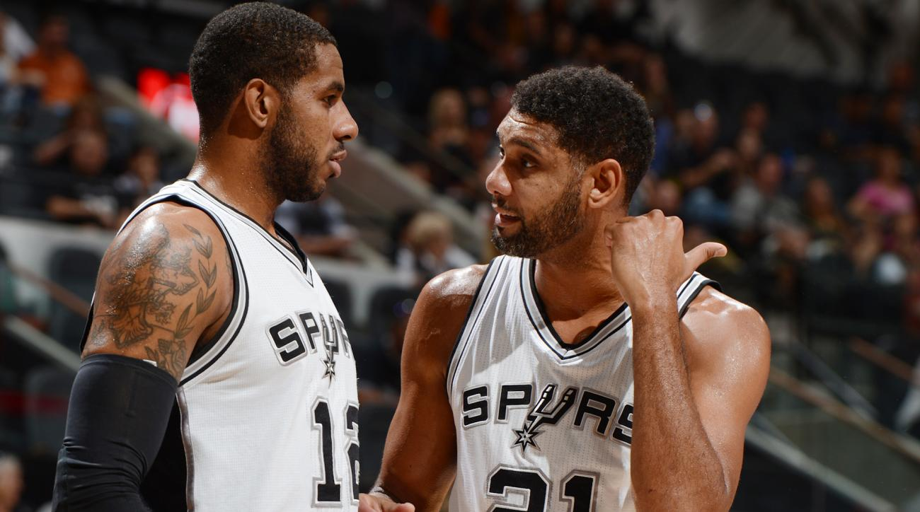 Fast Breaks: San Antonio Spurs team preview