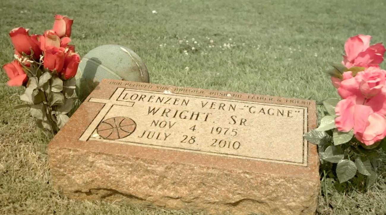 Lorenzen Wright Crime Scene >> Lorenzen Wright's murder remains a mystery in Memphis | SI.com