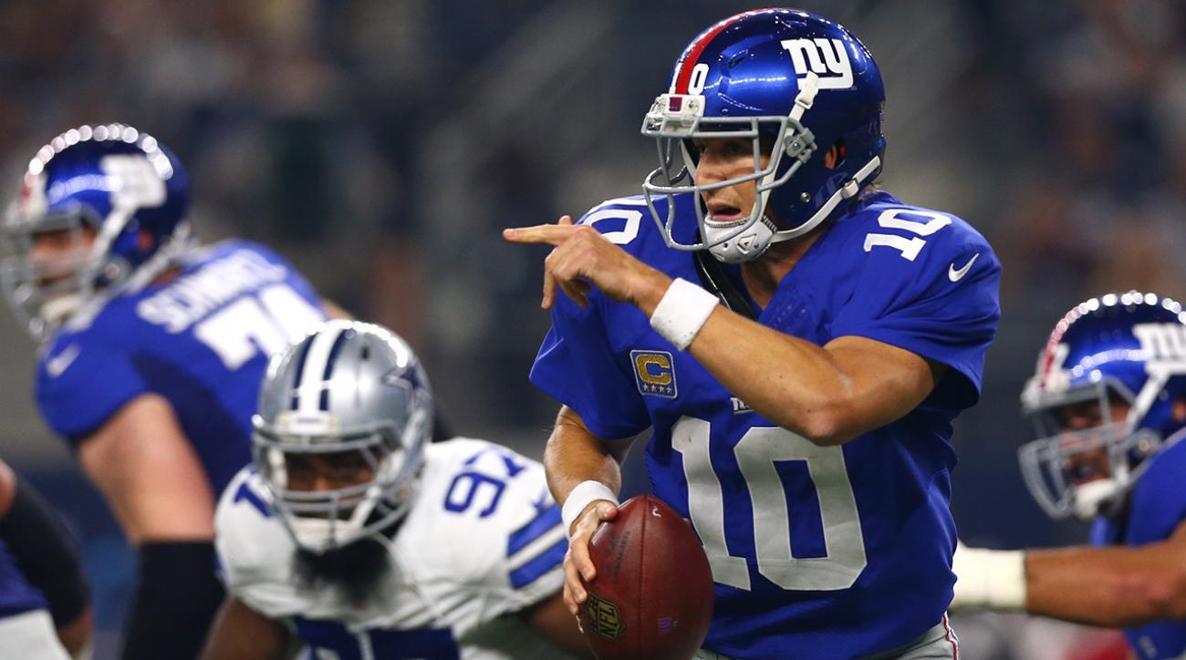 Pick of the Week: Cowboys vs. Giants