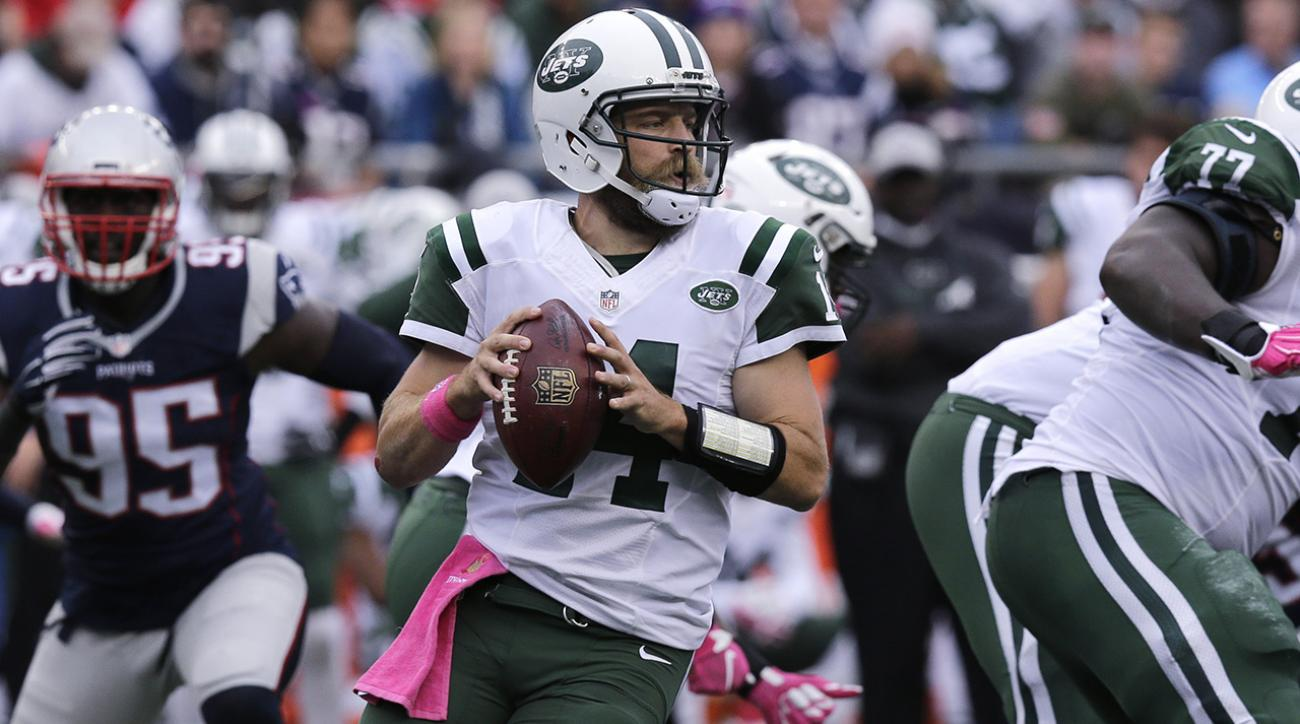 Jets show playoff potential in loss to Patriots