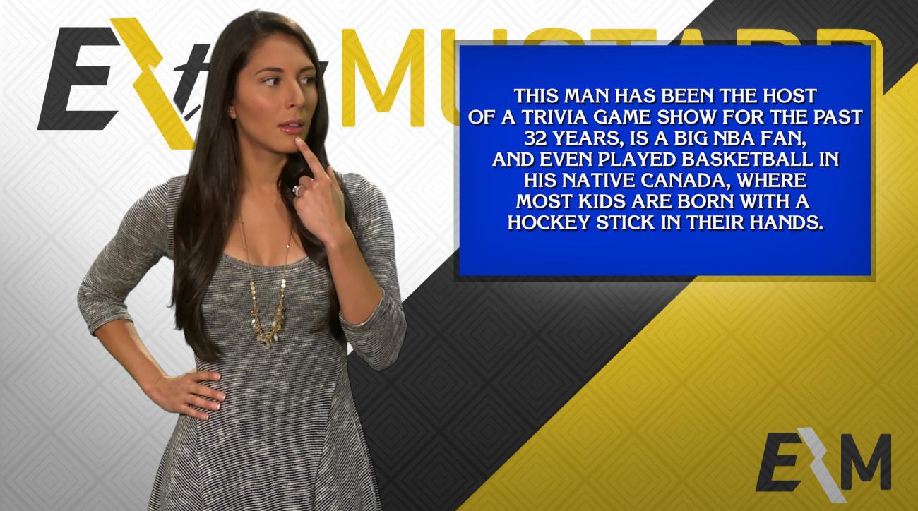 Mustard Minute: Jeopardy!'s Alex Trebek predicts 2015-16 NBA champions IMG