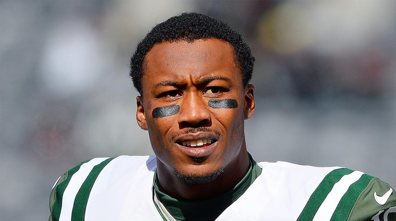 Brandon Marshall discusses Greg Hardy sideline incident IMAGE