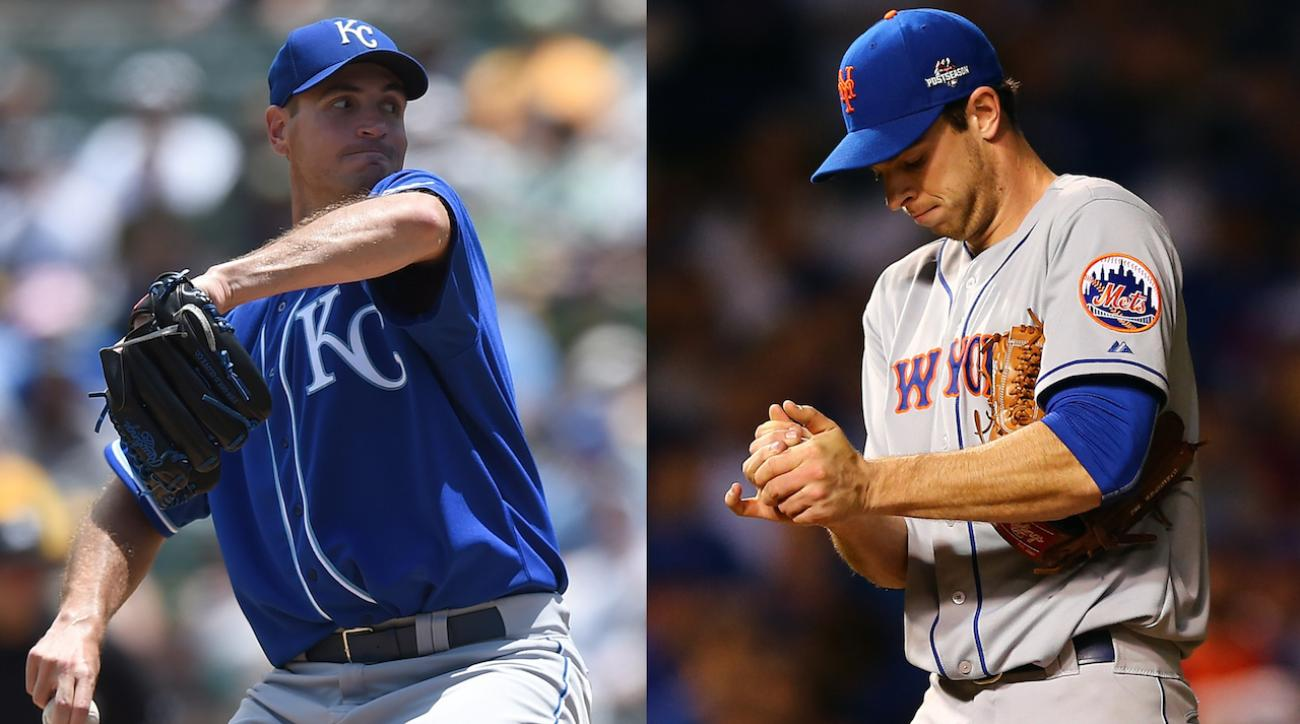 Which pitcher has the upper hand in Game 4?
