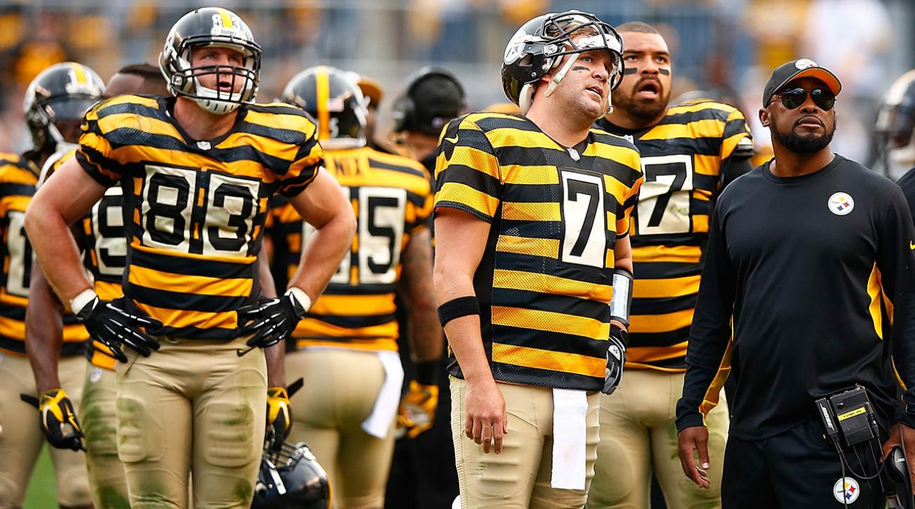 Steelers facing tough road to make playoffs