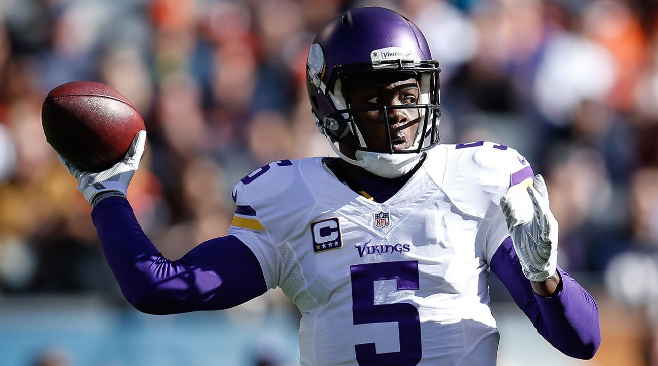 Can Teddy Bridgewater lead Vikings to playoffs?