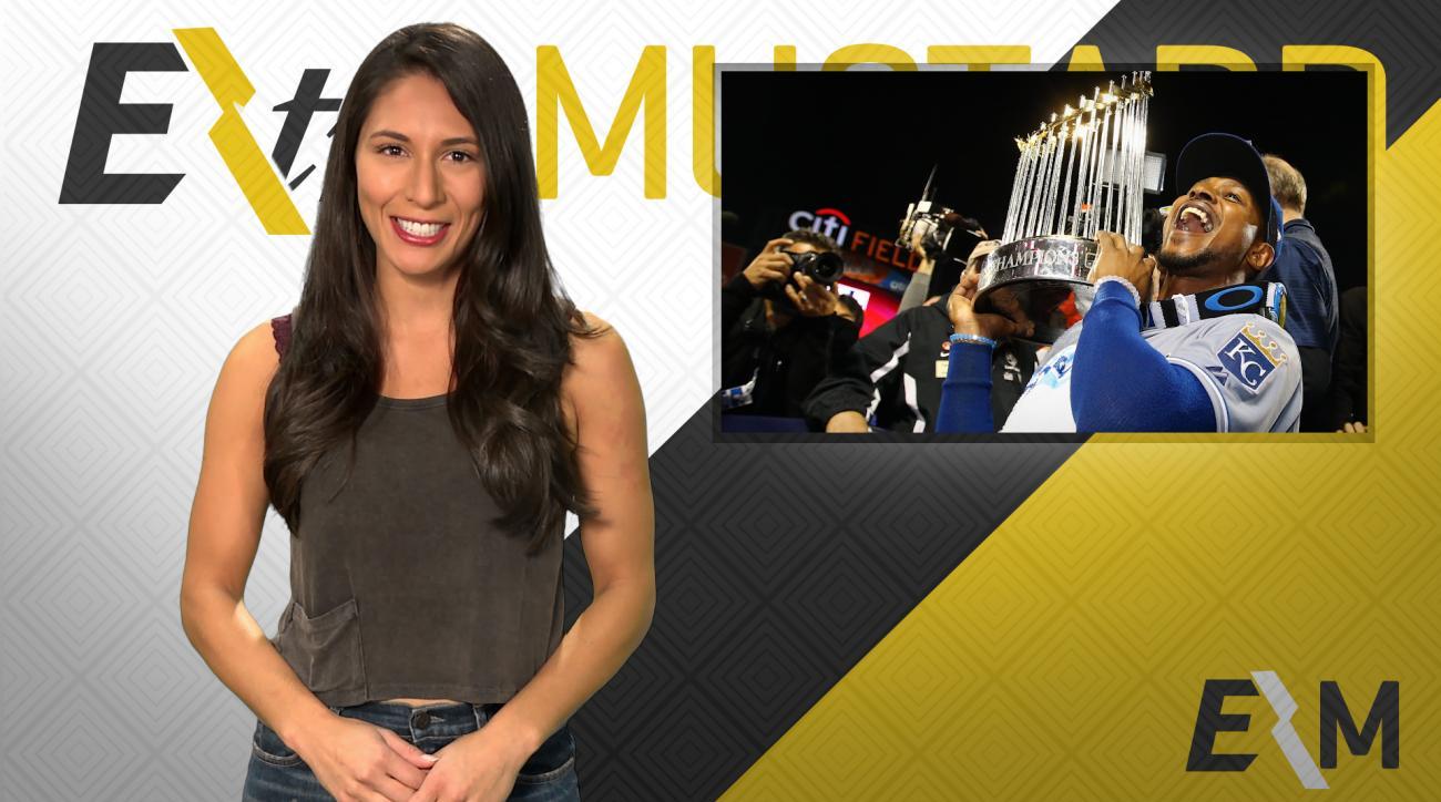 Mustard Minute: Congratulations, Kansas City Royals IMG