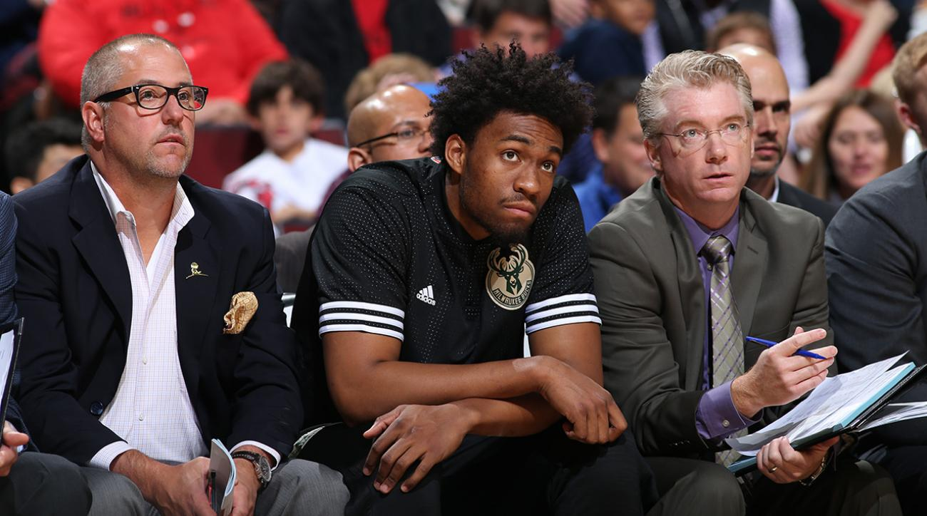 Bucks' Jabari Parker cleared to play, expected to return vs. Sixers IMAGE