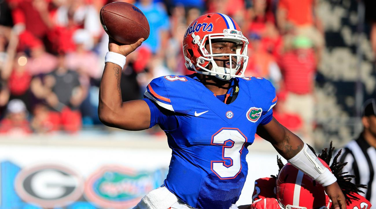 Florida Gators, ncaaf, power rankings, si video, sports illustrated, college football, college football rankings, notre dame fighting irish, florida ranking