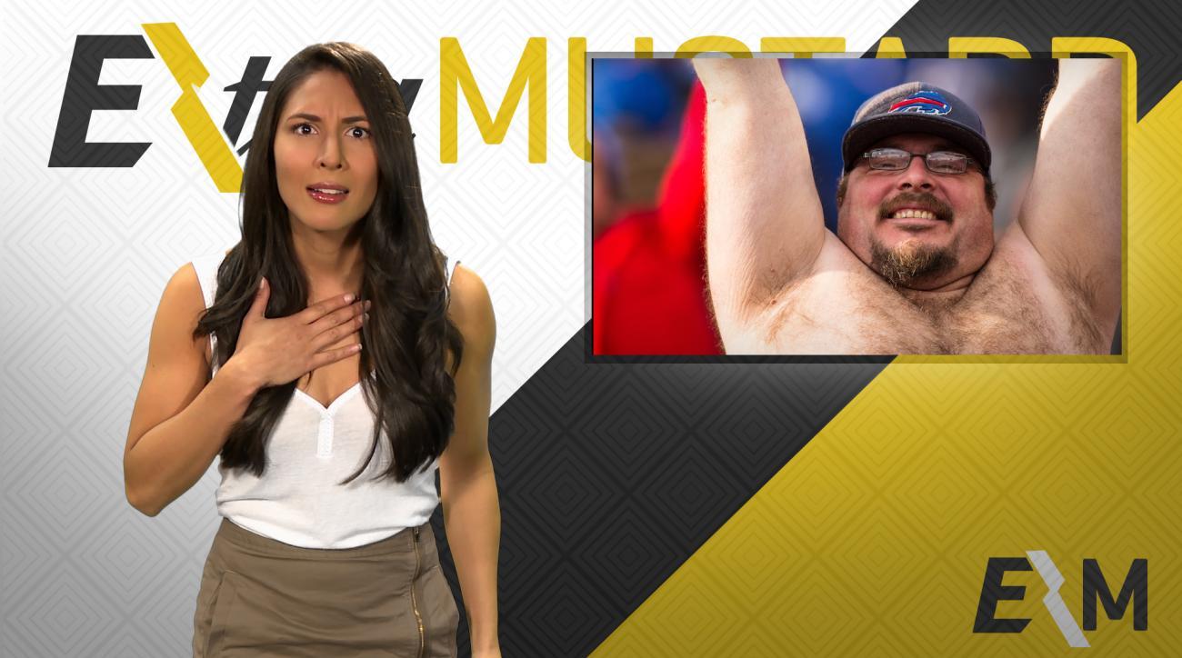 Mustard Minute: NFL's drunkest fanbase IMG
