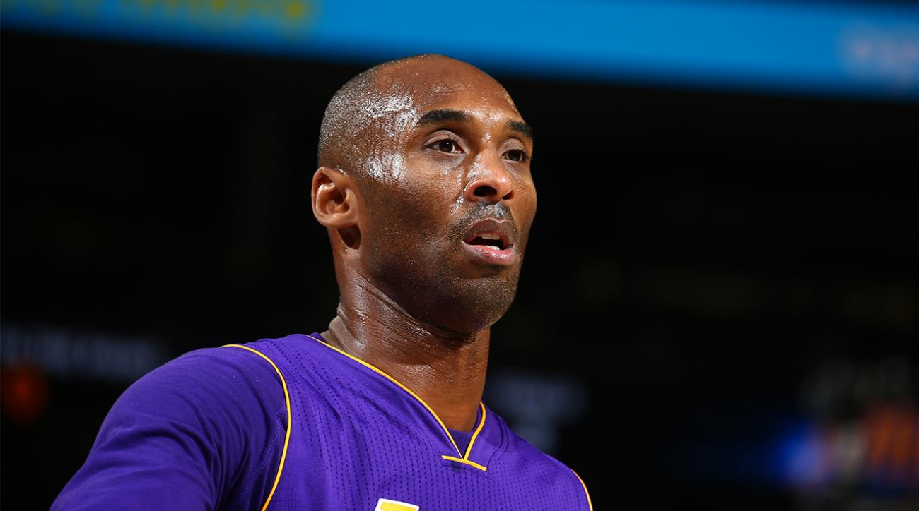 Kobe Bryant to Lakers coach Byron Scott: 'This might be my last year'