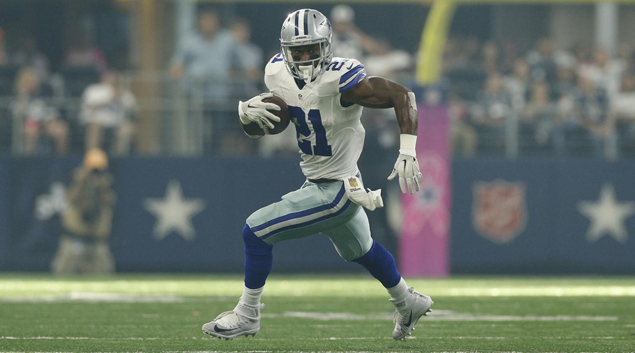 Former Cowboys running back Joseph Randle gets 4-game suspension from NFL IMAGE