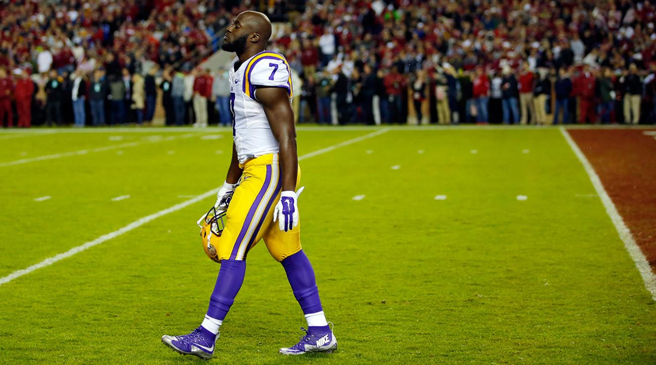 Report: LSU probing whether Leonard Fournette's family broke NCAA rules IMAGE