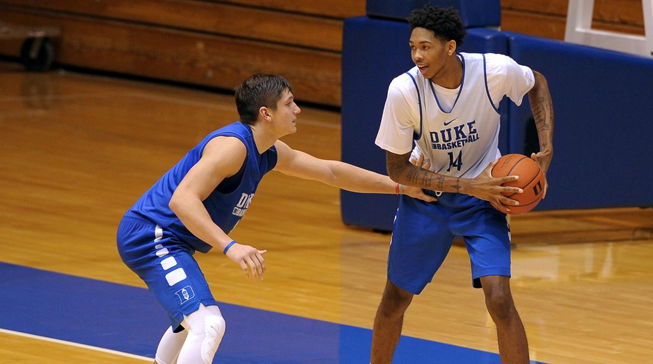 Can Duke thrive with non-standard lineups? IMG