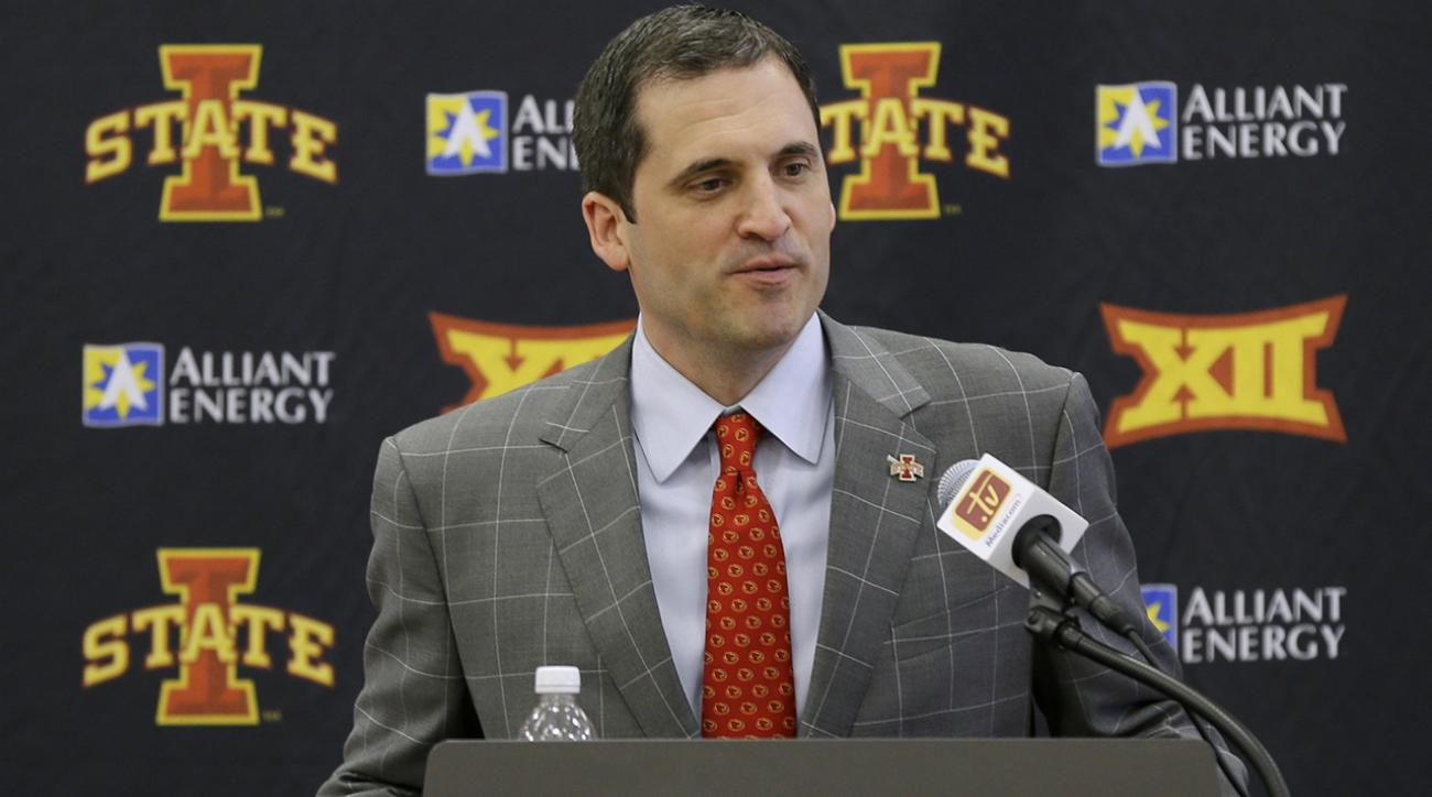 How will Iowa State handle new coach Steve Prohm's system? IMG