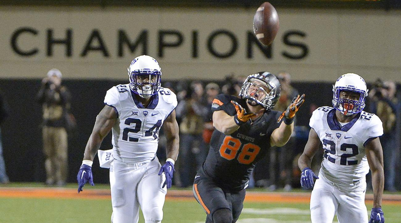 #DearAndy, ncaaf, oklahoma state cowboys, si video, sports illustrated, college football, college football rankings, college football playoff