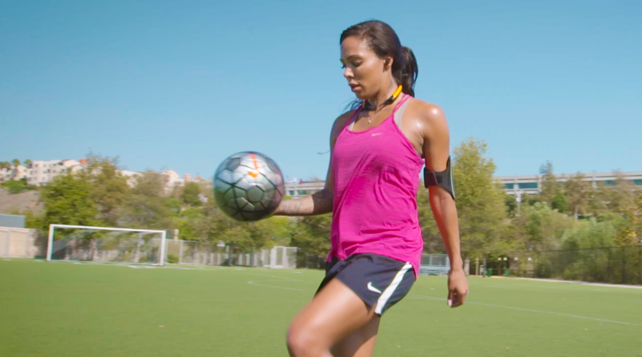 Fueling Her Fire: Sydney Leroux