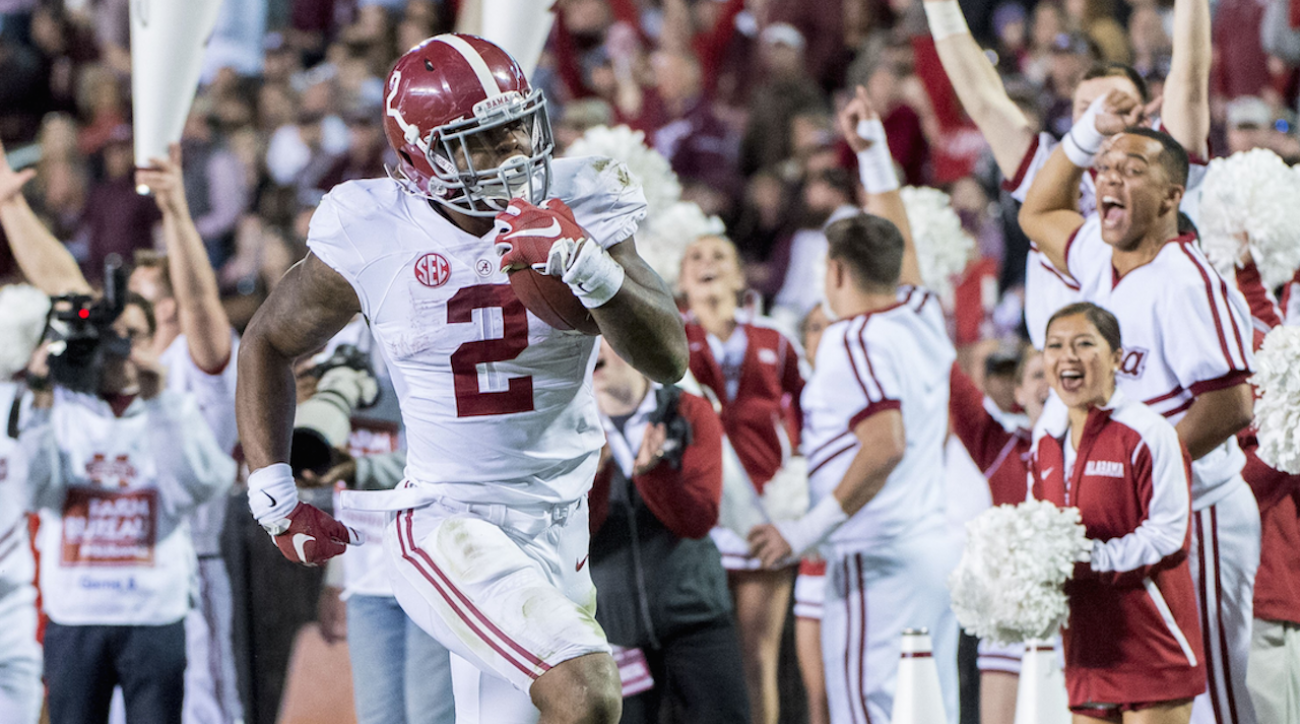 College football, derrick henry, Deshaun Watson, sports illustrated, baker mayfield, heisman trophy, clemson tigers, deshaun watson heisman, alabama crimson tide