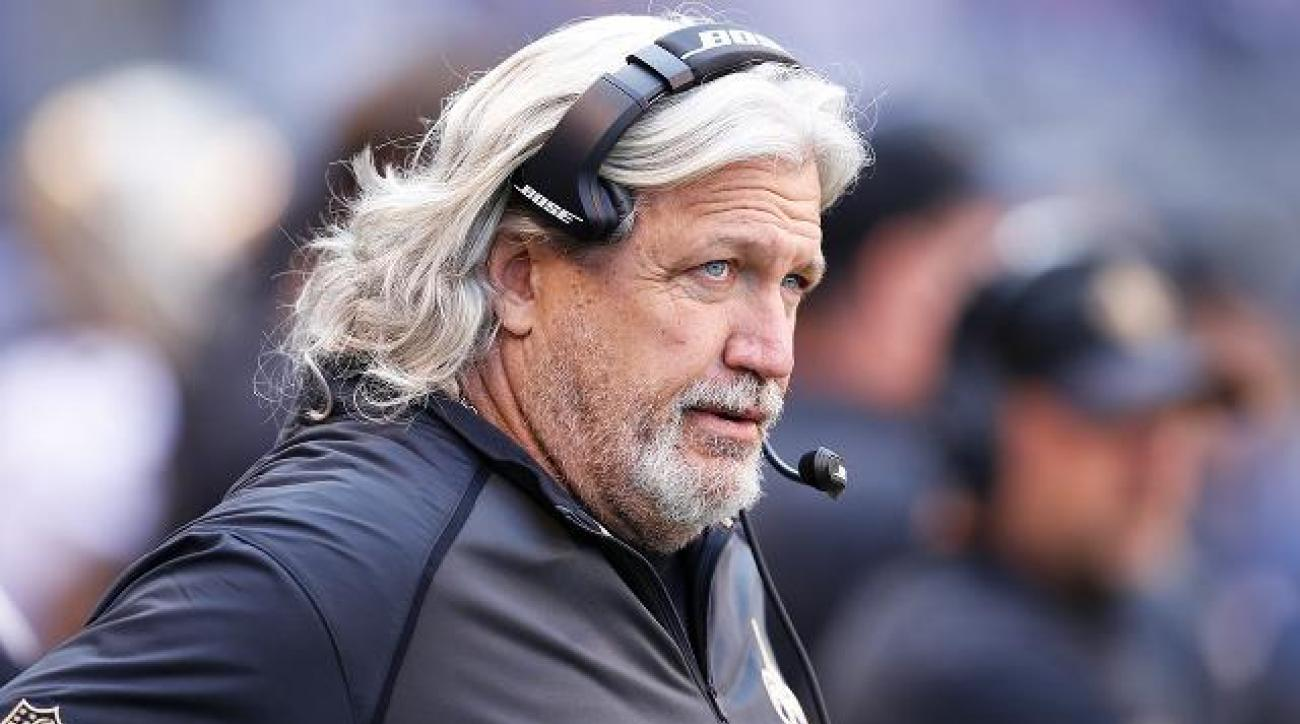 New Orleans Saints fire defensive coordinator Rob Ryan