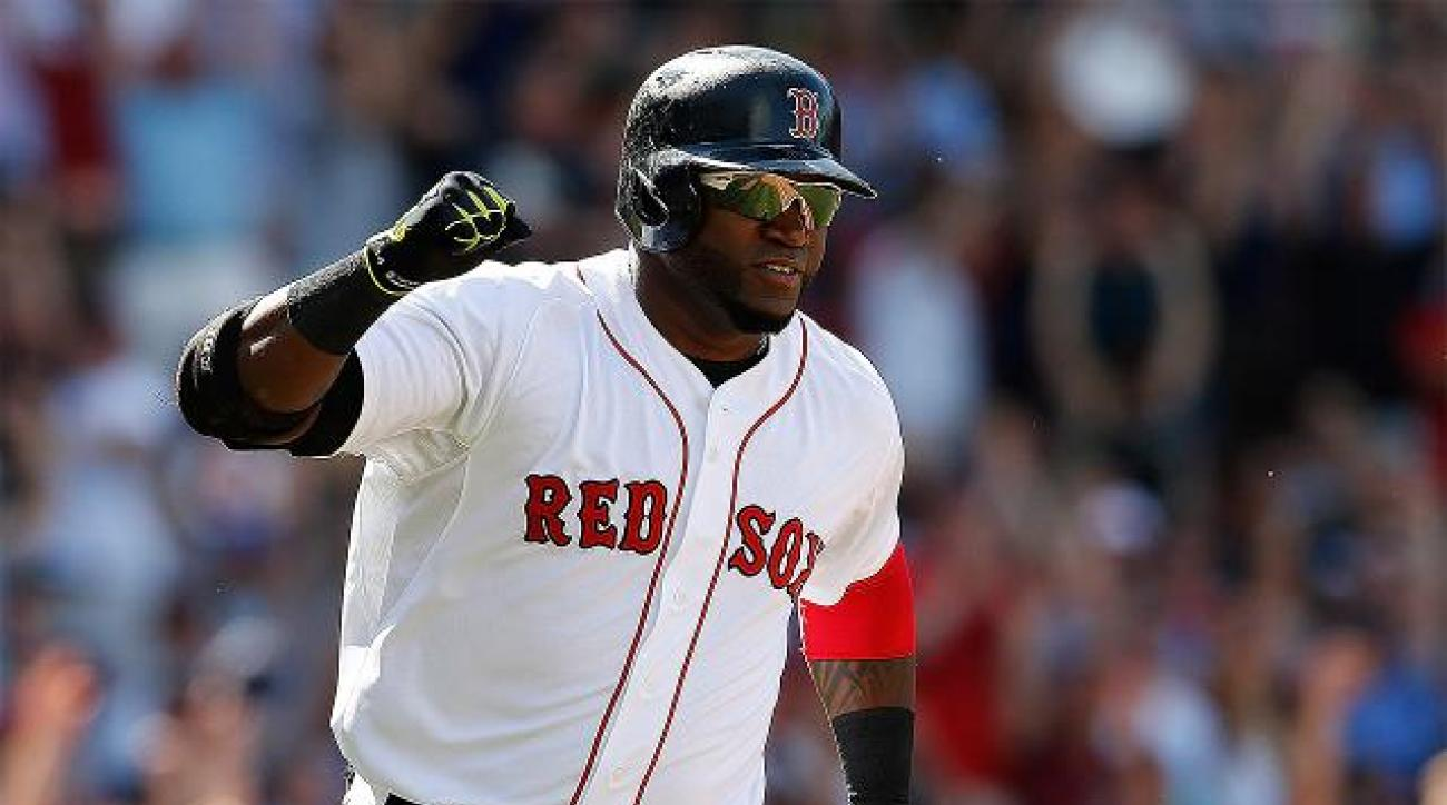 Red Sox DH David Ortiz to retire after 2016 season