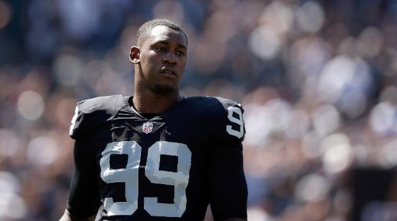 Report: NFL suspends Aldon Smith 1 year for substance abuse violation IMAGE