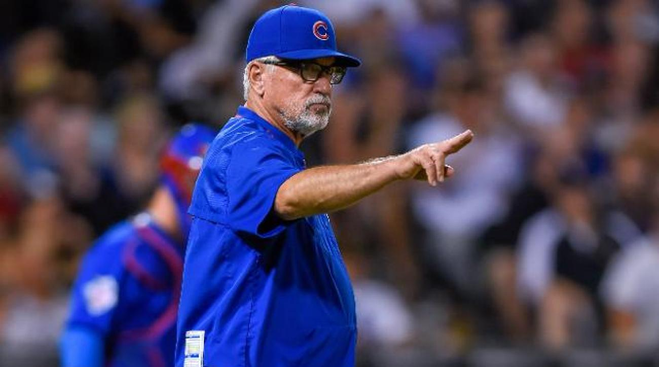 Joe Maddon, Jeff Banister earn MLB Manager of the Year honors IMAGE
