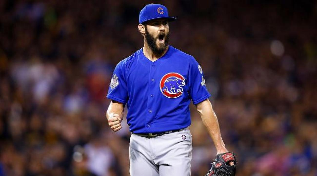 Dallas Keuchel, Jake Arrieta win 2015 Cy Young Awards