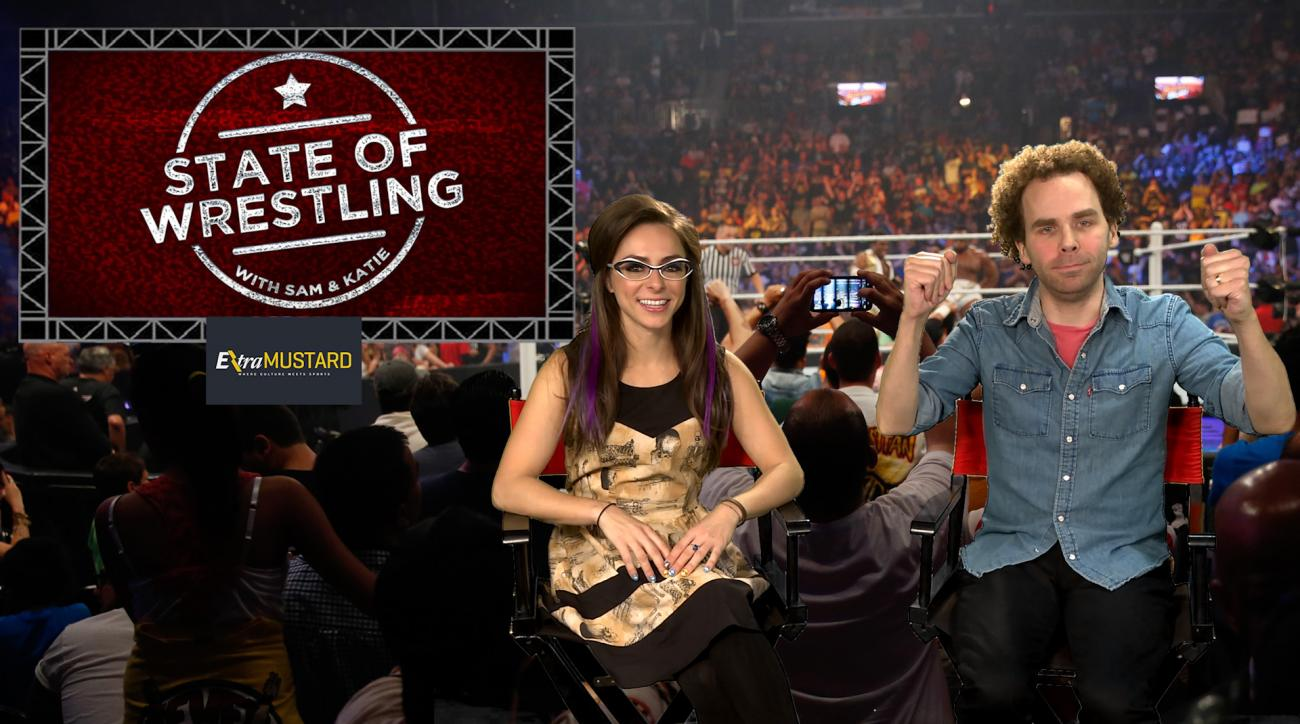 State of Wrestling with Sam Roberts and Katie Linendoll: Episode 2 IMG